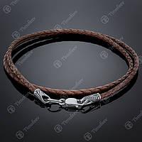 Колье (ювелирный шнурок на шею)-005