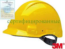 Каска будівельна захисна 3M-KAS-SOLARIS Y