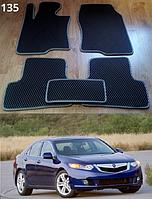 Коврики на Acura TSX '08-14. Автоковрики EVA