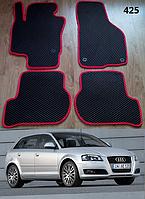 Коврики на Audi A3 '04-12. Автоковрики EVA