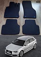 Коврики на Audi A3 '12-н.в. Автоковрики EVA