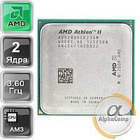 Процессор AMD Athlon II X2 280 (2×3.60GHz/2Mb/AM3) БУ