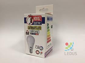 """Диммируемая LED лампа """"EXPERT-10"""" 10W A60 E27 6400K, 4200К, 3000К"""