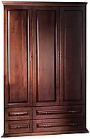 Шкаф Трехдверный (Филенчатый фасад), фото 1