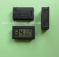 Электронный гигрометр + термометр с внутренним датчиком