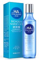 Тонер жидкость увлажняющий.  Гиалуроновая кислота.  HA Bioaqua.