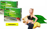 Green coffee 1000 plus зелёный кофе 1000+ для похудения