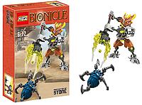 Конструктор KSZ Bionicle 706-2 Страж Камня (аналог Lego Bionicle 70779