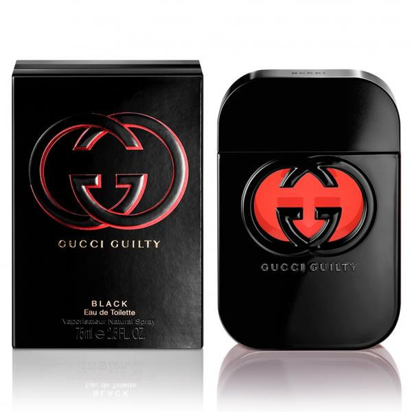 Женская туалетная вода Gucci Guilty Black