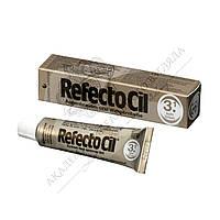 Краска для бровей и ресниц Refectocil №3.1 светло-коричневая