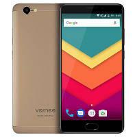 """Смартфон VERNEE Thor Plus gold, 3/32Gb, 13/8Мп, экран 5.5""""AMOLED, 8 ядер, 6200mAh, 2sim, GPS, 4G, фото 1"""