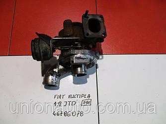 Турбина 1.9JTD 16V Alfa Romeo 147 2000-2004