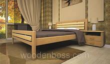 Полуторные деревянные кровати