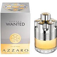 Мужская парфюмированная вода Azzaro Wanted - 100 мл
