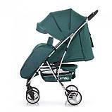 Прогулочная коляска Carrello Gloria Crl-8506/1 с дождевиком и чехлом на ножки, фото 6