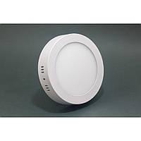 Светильник ЛЕД 6Вт накладной круг 4200К LED точечный
