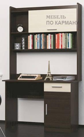 Стол компьютерный Школьник - 3 + Надставка, фото 2