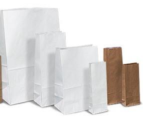 Крафт-пакеты с дном