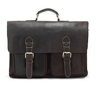 TIDING BAG Мужской кожаный портфель TIDING BAG 7105R
