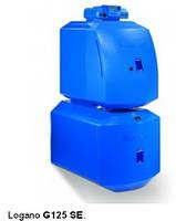 Купить Украина,напольный,котёл,будерус. G125 SE, 32 кВт, ж/т горелка, Logatop SE, и, шумоглушитель.