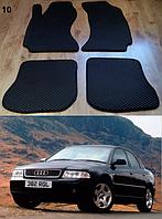 Коврики на Audi A4 (B5) '94-01. Автоковрики EVA, фото 1