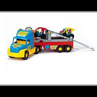 Wader Super Truck Перевозчик с авто (36630)