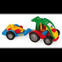 Авто-баги с прицепом арт. 39227
