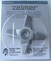 Нож для мясорубки Zelmer 10003883  №8, Ø55 мм  двусторонний
