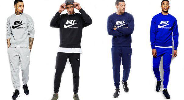Купить мужской спортивный костюм