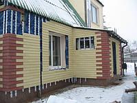 Облицовка фасадов Сканроком (навесной вентилируемый фасад)