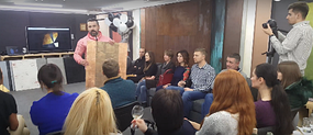 Видео со встречи с дизайнерами. Современные тенденции в декоре от Antica Signoria