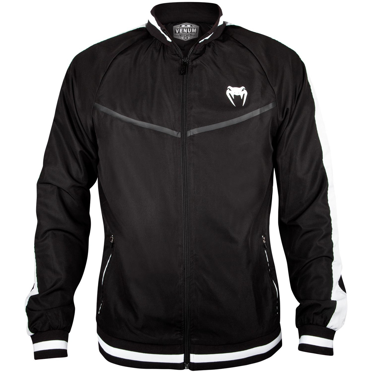 Спортивная кофта Venum Club Track Black XXL
