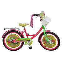 Велосипед детский мульт 16 дюймов P1651F-B