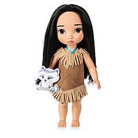 Кукла  Дисней Покахонтас из коллекции Аниматоры 40 см Disney Animators' Collection Pocahontas Doll