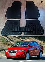 Коврики ЕВА в салон Audi A4 (B7) '05-08, фото 1