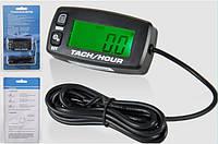 Тахометр + счетчик моточасов Runlea RL-HM032R  - смен. батарея, питбайк, лодоч. мотор, бензопил, газонокосилка
