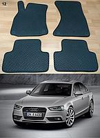 Коврики на Audi A4 (B8) '08-15. Автоковрики EVA