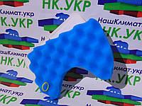 Фильтр оригинальный поролоновый под колбу для пылесоса SAMSUNG SC6750 DJ97-01159A (DJ97-01159B)