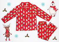 Фланелевая пижама для  мальчика, Primark