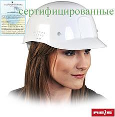 Каска REIS промислова легка BUMP-HDPE W
