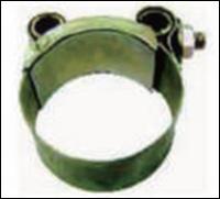 Хомут для лейфлета 6'' (149-161 мм)