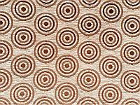 Обивочная ткань шенилл Круги