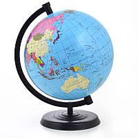 Глобус политический 220 мм, украинский