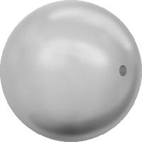 Жемчуг Swarovski круглый 5810 Crystal Light Grey Pearl (001 616)