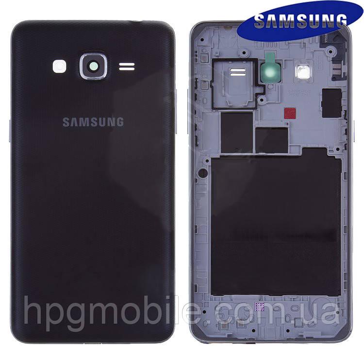 Корпус для Samsung Galaxy J2 Prime G532, черный