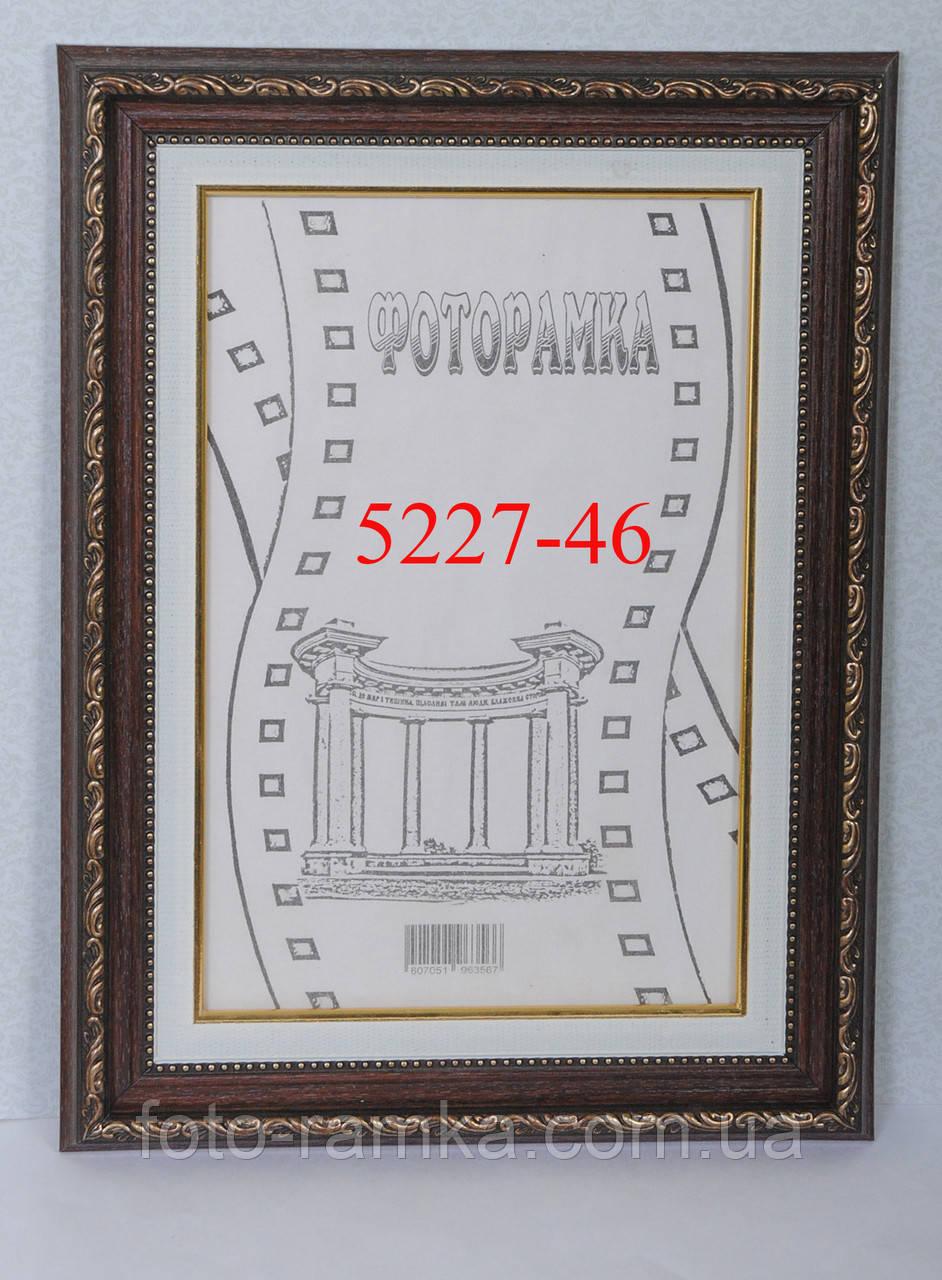 Рамка 10х15 багет 5227