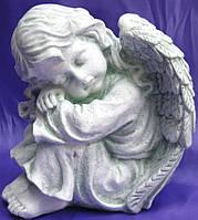 Скульптура Ангел №16 (камень) 24 см.