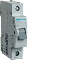 Модульный автоматический выключатель 1P 6кА С-13A 1М Hager