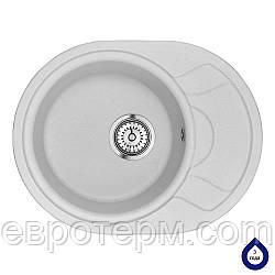 Мойка кухонная гранитная Minola MOG 1145-58 Арктик