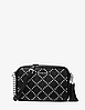 Сумка Michael Kors Ginny Grommeted Leather Crossbody 32F7SGNM6U